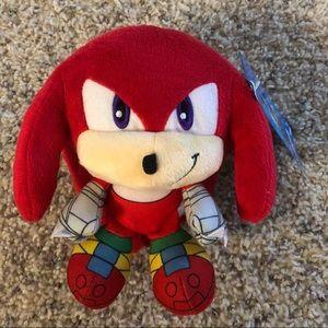 Sonic Boom KNUCKLES Plush